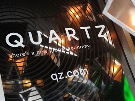 Atlantic Media lên kế hoạch bán lại trang tin kinh tế Quartz