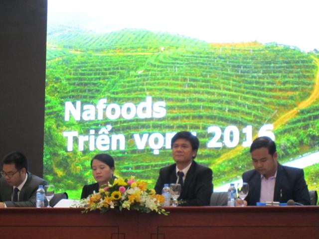 Nafoods (NAF): Năm 2016 triển khai dự án nuôi 24.000 con bò, đầu tư nhà máy Long An