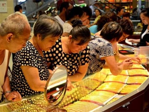 Trung Quốc và Nga đổ xô gom vàng