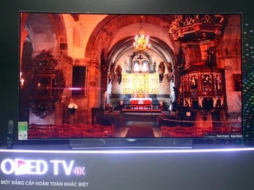 LG sẽ chính thức ra mắt tại thị trường Việt Nam 2 dòng LG V10 và TV OLED 4K