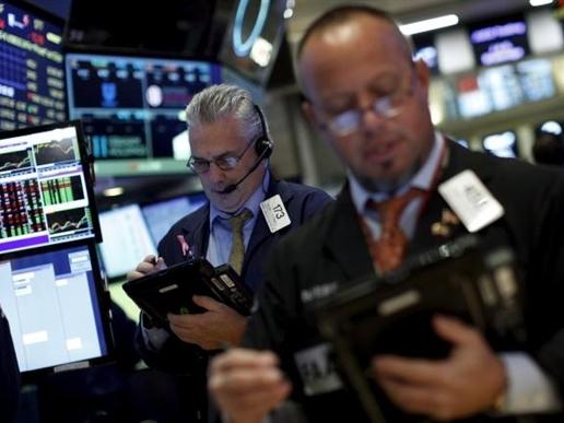 Phố Wall tăng điểm nhờ cổ phiếu năng lượng, tài chính