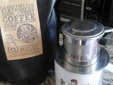 Tản mạn chuyện thưởng thức cà phê