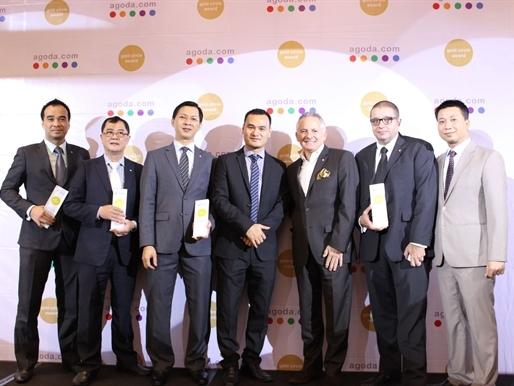 Chuỗi hệ thống khách sạn Liberty Central nhận giải thưởng uy tín