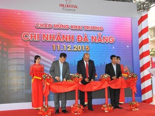 Công ty Tài chính Prudential mở thêm chi nhánh
