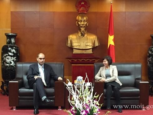Unilever dự định xây trung tâm sản xuất tại Việt Nam