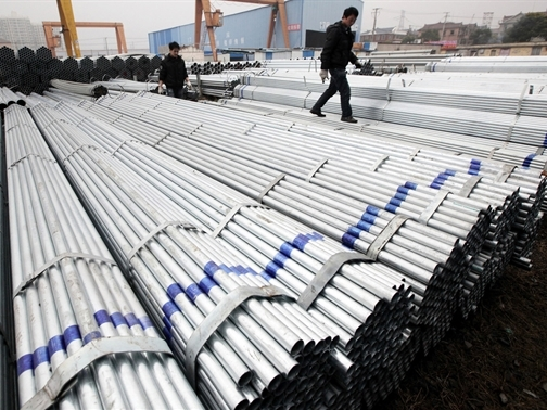 Mỹ sẽ đánh thuế 256% lên thép nhập khẩu từ Trung Quốc?