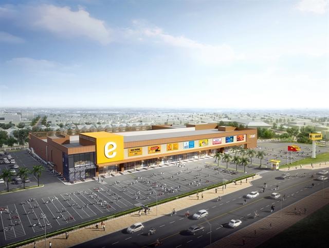 Đại siêu thị Emart Hàn Quốc chính thức gia nhập thị trường Việt Nam