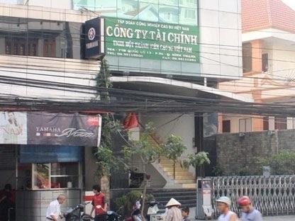 Công ty tài chính Cao su Việt Nam chính thức bị thu hồi giấy phép