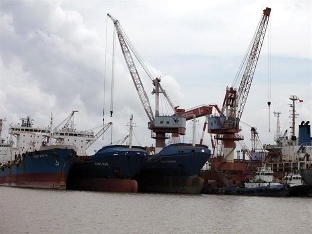 Vinalines thua lỗ lớn từ các cảng biển liên doanh với nước ngoài