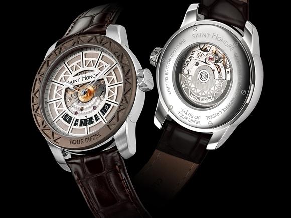 Đồng hồ Thụy Sỹ Saint Honoré khuyến mãi lớn
