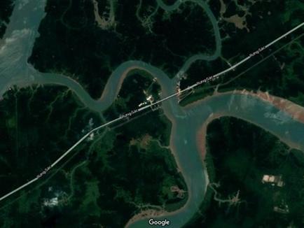 Đề xuất làm tuyến đường huyết mạch huyện Cần Giờ trị giá 2.100 tỷ đồng