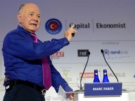 Marc Faber: Kinh tế Mỹ ngấp nghé bờ vực suy thoái