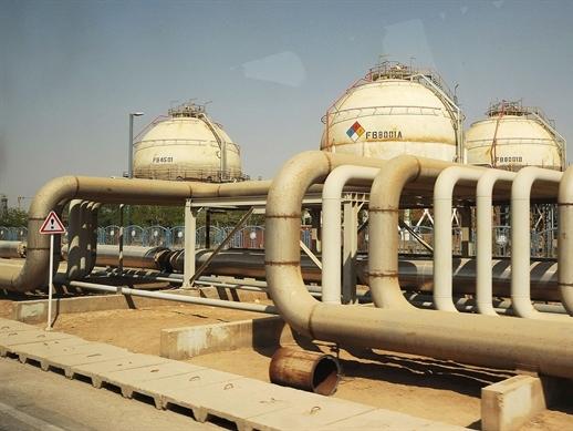 Giá dầu giảm bất chấp căng thẳng tại Trung Đông