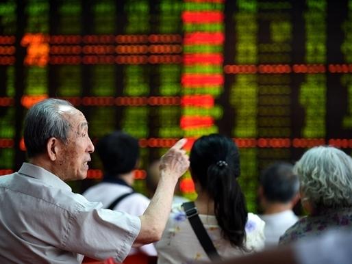 Chứng khoán Trung Quốc có thể giảm gần 30% năm 2016