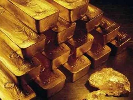 Giá vàng lên cao nhất 2 tuần do chứng khoán lao dốc, căng thẳng Trung Đông