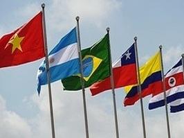 Châu Mỹ Latinh: Vận hội mới cho doanh nghiệp Việt