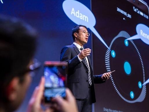 Doanh thu Huawei năm 2015 vượt 20 tỷ USD