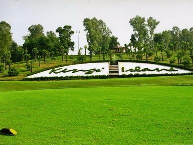 Đầu tư 500 tỷ đồng mở rộng Sân golf quốc tế Đảo Vua, Hà Nội