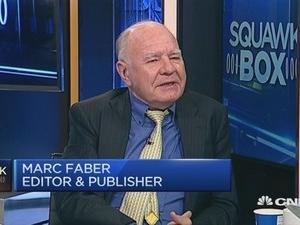 Marc Faber: Nhà đầu tư nên mua vàng