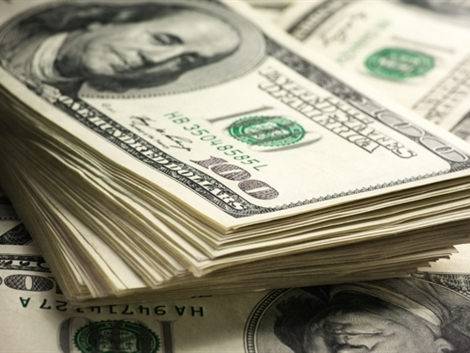 USD tăng khi giá hàng hóa giảm mạnh