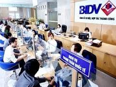 HSC lặp lại đánh giá kém khả quan với BIDV
