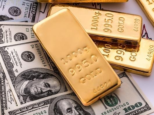 Giá vàng giảm phiên thứ 3 liên tiếp do USD mạnh lên