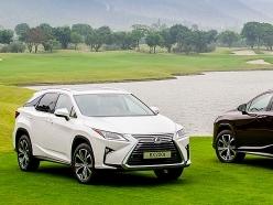 Lexus tung siêu phẩm RX và nâng cấp GS350