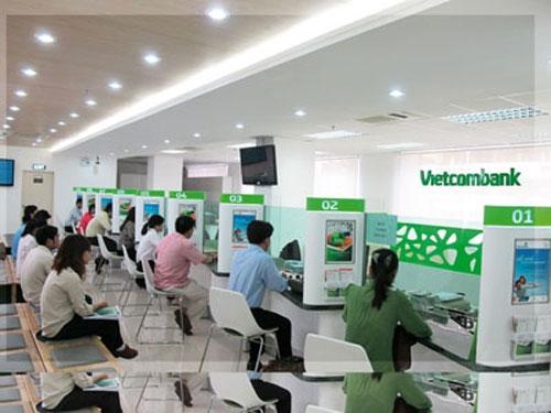 Vietcombank báo lãi 6.655 tỷ đồng năm 2015