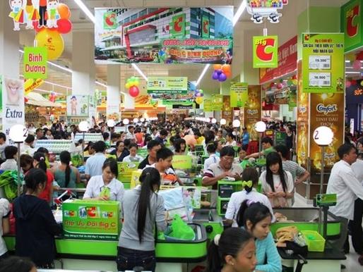 Thêm đại gia bán lẻ Thái Lan muốn mua Big C Việt Nam
