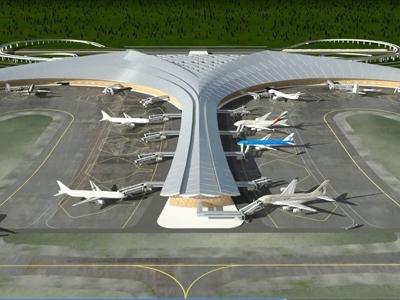 Sân bay Long Thành có nguy cơ chậm tiến độ 5 năm