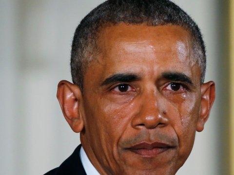 Lãnh đạo cũng phải biết khóc giống như ai!