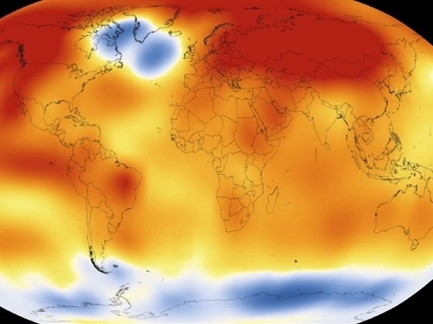 2015: Năm nóng nhất trong lịch sử hiện đại