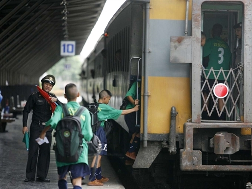 Trung Quốc theo đuổi tham vọng xây đường sắt tại Lào và Thái Lan