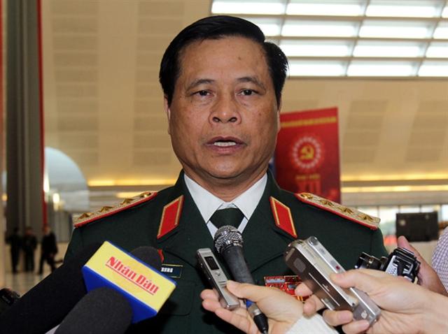 Thượng tướng Võ Tiến Trung: Tổng bí thư tái cử, Thủ tướng xin rút