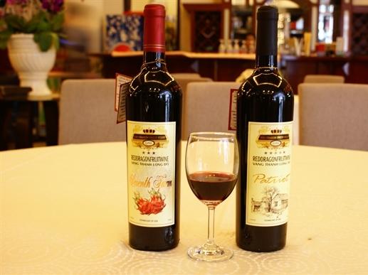 Nhật Hồng kỷ niệm 1 năm ra mắt Rượu vang thanh long đỏ