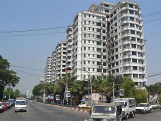 Myanmar cho người nước ngoài mua căn hộ
