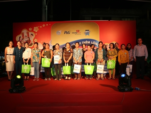 P&G Việt Nam triển khai chương trình