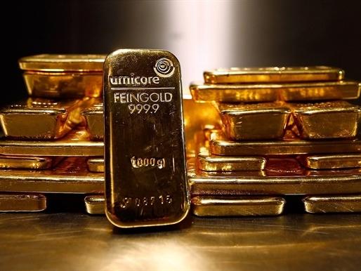 Giá vàng lên cao nhất 3 tháng trước thềm phiên họp Fed