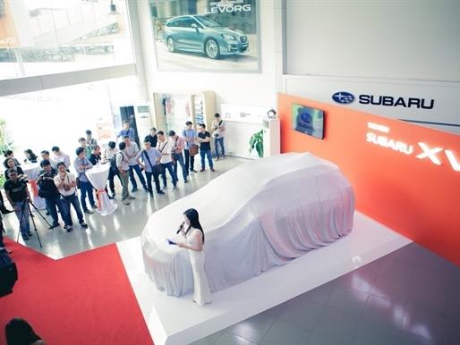 Khai trương showroom Subaru 3S đầu tiên tại TP. Hồ Chí Minh
