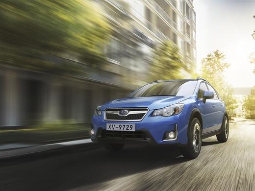 Thế hệ crossover mới – Subaru XV 2016