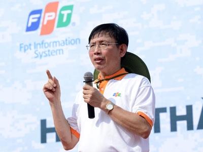 FPT bổ nhiệm người đồng sáng lập làm Phó Tổng Giám đốc