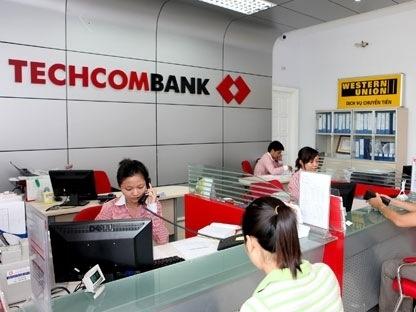 Techcombank lãi trước thuế 2.037 tỷ đồng