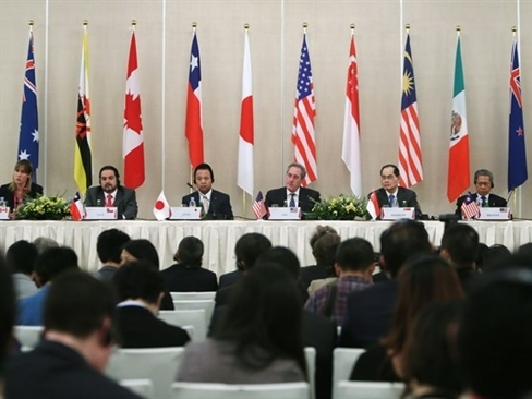 TPP chính thức được ký kết