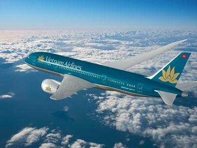 77 chuyến bay Vietnam Airlines bị trễ do lưu thông tắc nghẽn