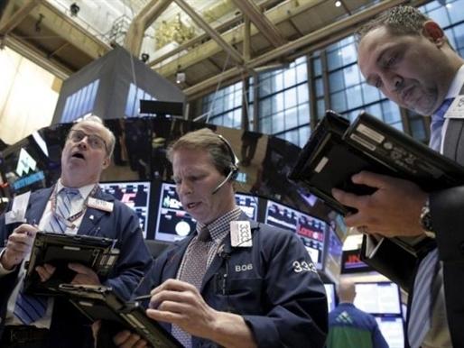 Chứng khoán Mỹ tăng phiên thứ 2 liên tiếp nhờ cổ phiếu nguyên liệu