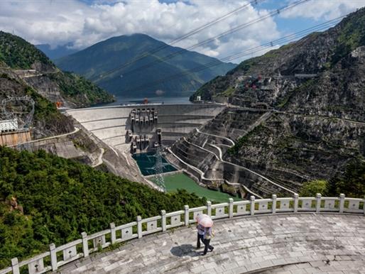 Sông Mê Kông bị đe dọa bởi các đập thủy điện của Lào và Trung Quốc