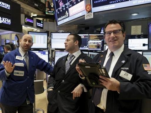 Phố Wall tăng điểm phiên thứ 3 liên tiếp nhờ cổ phiếu năng lượng