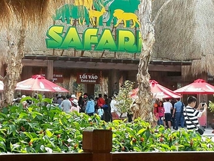 Vingroup lên tiếng về thông tin hàng ngàn động vật chết tại Vinpearl Safari Phú Quốc