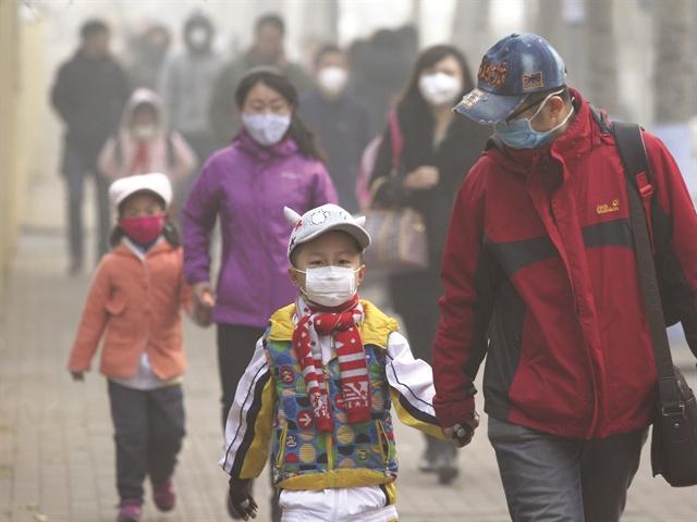 Có ai cần mua không khí sạch nào?