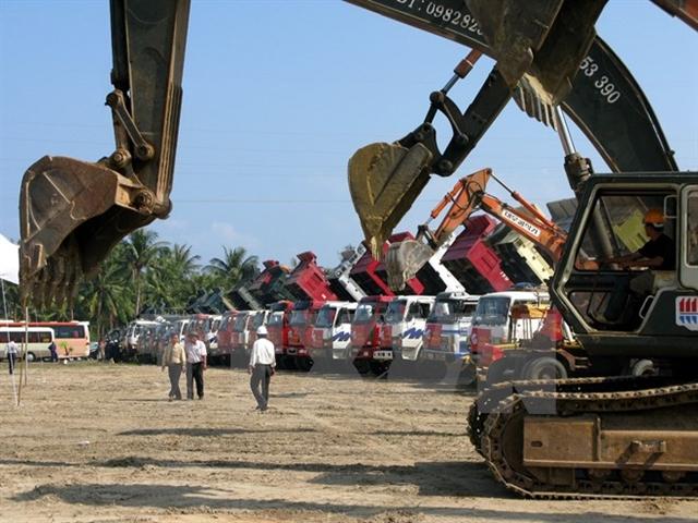 Gần 1.000 tỷ đồng làm đường giao thông vào khu kinh tế Vân Phong